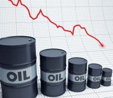 Падение цены на нефть усиливается