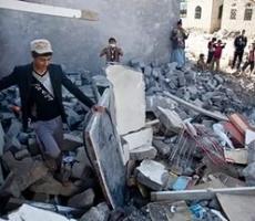 От авиаударов в Йемене гибнут люди