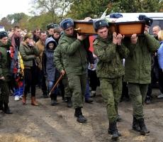 В Сирии погибло пять российских военных