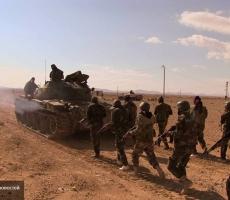 Сирийская армия отвоевала историческую часть Пальмиры
