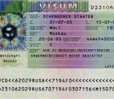 Россиянам отказывают в шенгене