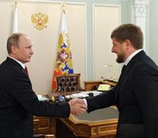 Путин хотел бы оставить Кадырова главой Чечни