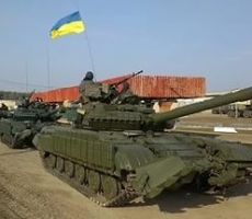 Украинские танки ведут себя подозрительно