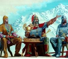 Без Цензуры: Великая Алпания в сердцах народов Кавказа