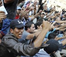 Мигранты устроили беспорядки в Брюсселе