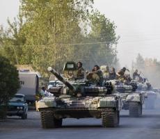Азербайджанцы снова атакуют Нагорный-Карабах