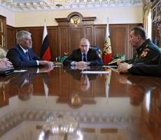 В России создадут Национальную гвардию
