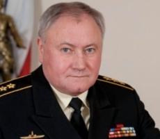 В России назначен новый главком ВМФ