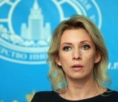 Захарова пожалела обезболенное тело украинского народа