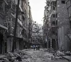 Боевики атаковали Алеппо химическим оружием