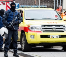 В Брюсселе задержаны участники терактов