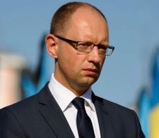 Арсений Яценюк ушел в отставку