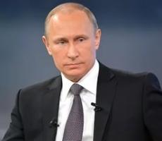 Владимир Путин свяжется с космосом