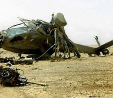 В Сирии разбился российский Ми-28H, летчики погибли