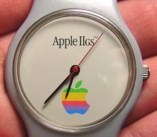 Интернет пользователям показали Apple Watch 1986 года выпуска