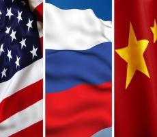 Россия, США и Китай начнут гонку вооружений