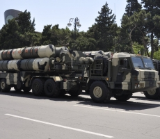 Российские С-300 проехали по Тегерану