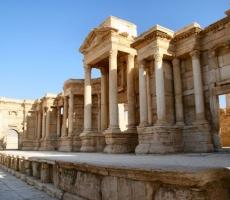 Шойгу предложил мировой общественности присоединиться к восстановлению Пальмиры