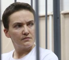 Савченко обменяют на бойцов ГРУ