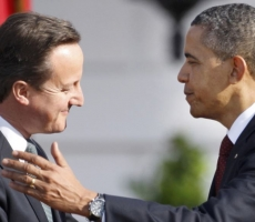 Обама ухудшает отношения с Великобританией