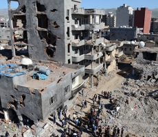 В Турции идет массовое истребление курдов
