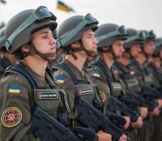 В неспокойную Одессу стягивают силы нацгвардии
