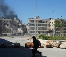 Российское генконсультво в Алеппо обстреляно из минометов