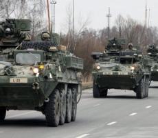 Молдавские депутаты пытались заблокировать военную технику США на своей границе