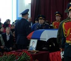 В Оренбуржье похоронили Героя России