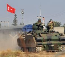 Турция уничтожила 55 террористов в близи Алеппо