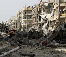 Героическая гибель российского солдата после обстрела Хомса
