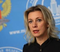Захарова закрыла вопрос о Крыме
