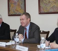 Представители Британии и ПМР обсудили образование в регионе