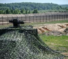 """Украина занялась возведением """"великой стены"""" на границе с Россией"""