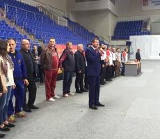 В Раменском районе прошло первенство по боевому самбо на призы Алексея Малого