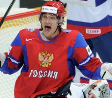 Сборная России по хоккею отыгралась на американцах
