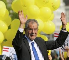 В Австрии президентом мог стать ультраправый кандидат
