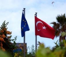 Анкара не довольна вступлением Турции в ЕС в 3000 году