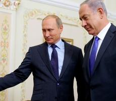 Путин вернул Израилю танк, захваченный сирийцами