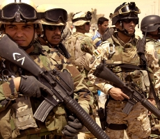 Эль-Фаллуджа отбит иракскими военными