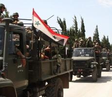 Сирийская правительственная армия вошла в Ракку