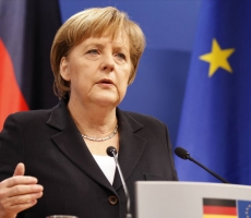 Меркель вступила в поддержку создания единой экономической зоны ЕС с Россией