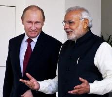 Путин поговорил с премьер-министром Индии