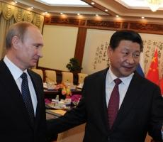 Владимир Путин посетит Китай