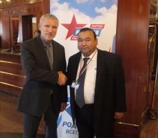 Партия Родина и Конгресс узбеков наращивают связи
