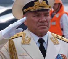 Уволен командующий Балтфлотом за искажение в докладах реального состояния дел