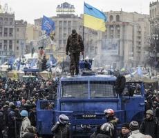 Психоделика украинского Майдана
