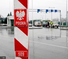 Польша закрывает границу с Калининградом