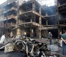 Число жертв теракта в Багдаде растет с каждым часом