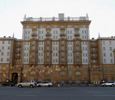 Агент ЦРУ скрылся в посольстве США от преследовавших его сотрудников ФСБ